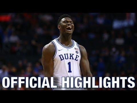 zion-williamson-official-highlights-|-duke-forward