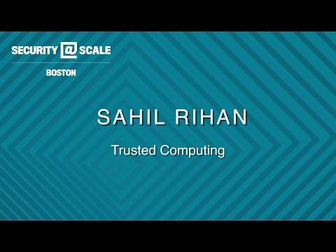 Building a Trusted Computing Platform