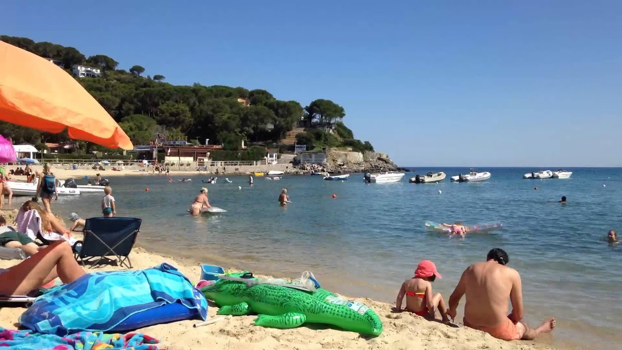 Elba beach03 YouTube