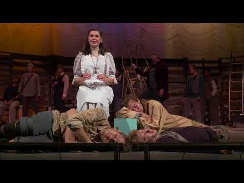 PETER AND THE STARCATCHER Thalian Hall Center for the Performing Arts 2017