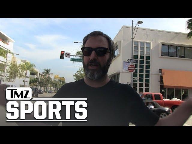 Tom Green Defends Kawhi Leonards Laugh, Stop Shaming It!! | TMZ Sports