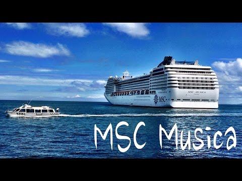 MSC Musica 2017 - The Best Fun Cruise Ever