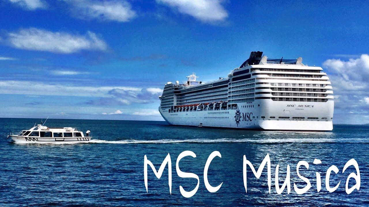 MSC Musica Cruise Bookings 2020/2021