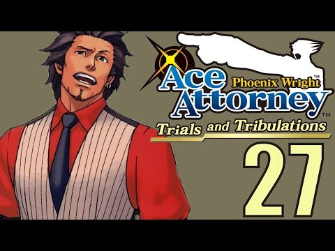 Phoenix Wright Ace Attorney: TaT -27- MIA'S FIRST CASE