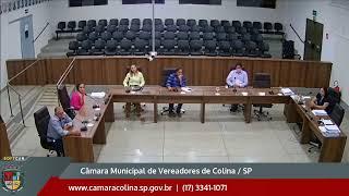 Câmara Municipal de Colina - 2ª Sessão Extraordinária 30/03/2020