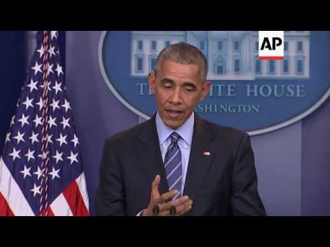 Obama: Syria Response Impossible 'On the Cheap'