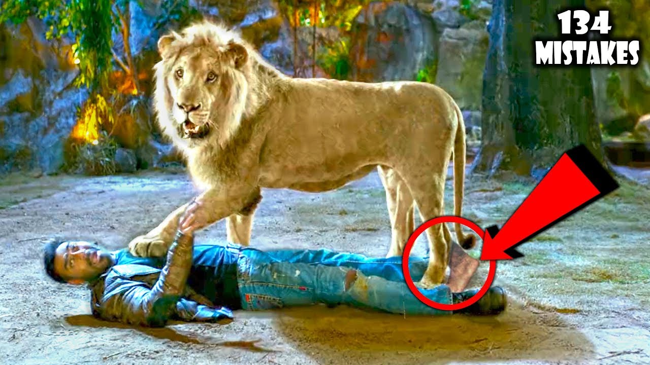 "Download Plenty Mistakes In ""Total Dhamaal""Full Hindi Movie - (134 Mistakes) In Total Dhamaal - Ajay Devgn"