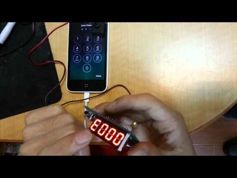 how to break into ipad without passcode