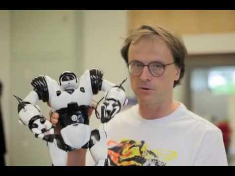 Tobi Delbruck - Researcher and MSc Neural Systems & Computation Mentor