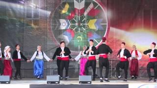 KUD Živinice (Živinice, BOŚNIA I HERCEGOWINA) - Podlaska Oktawa Kultur 2014