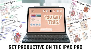 Must Have iPad Produ¢tivity Tips for Students!