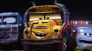 Disney•Pixar: Cars 3 - Miss Fritter - Clip dal film