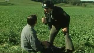 Polizeikontrolle nach dem Oktoberfest