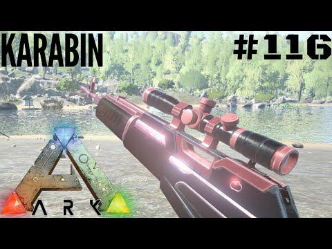 ARK Survival Evolved PL - Karabin Snajperski i Quetzalcoatlus #96