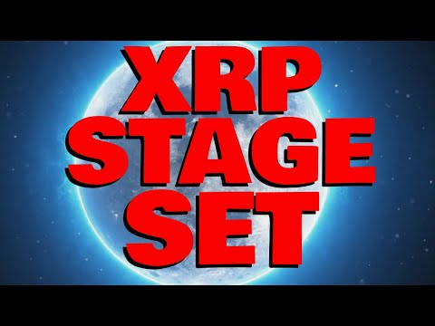XRP: The Stage IS SET, Unbelievable Things WILL HAPPEN, Biggest Bull Run IN HISTORY