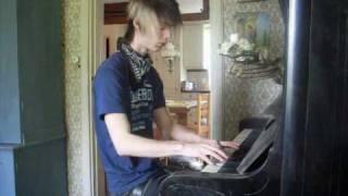 Joel Sandberg - Corpse Bride Piano Duet