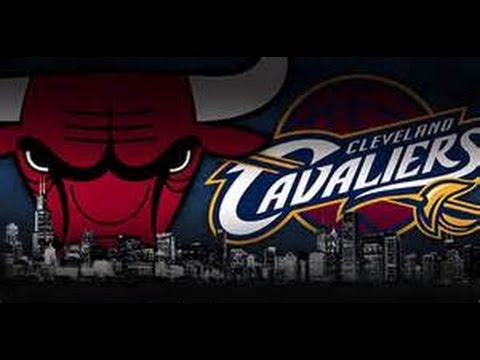 Chicago Bulls vs Cleveland Cavaliers LIVE at United Center (2/12/15 Full 4th Quarter)