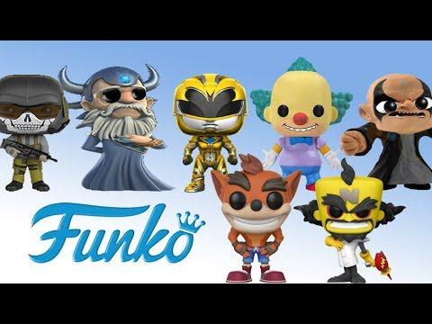 Skylanders Funko Pops Youtube