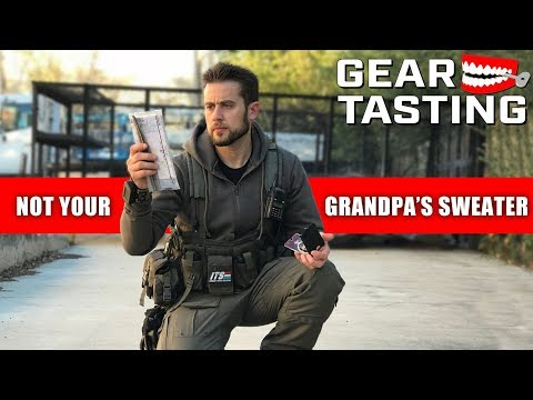 Not Your Grandpa's Sweater - Gear Tasting 112