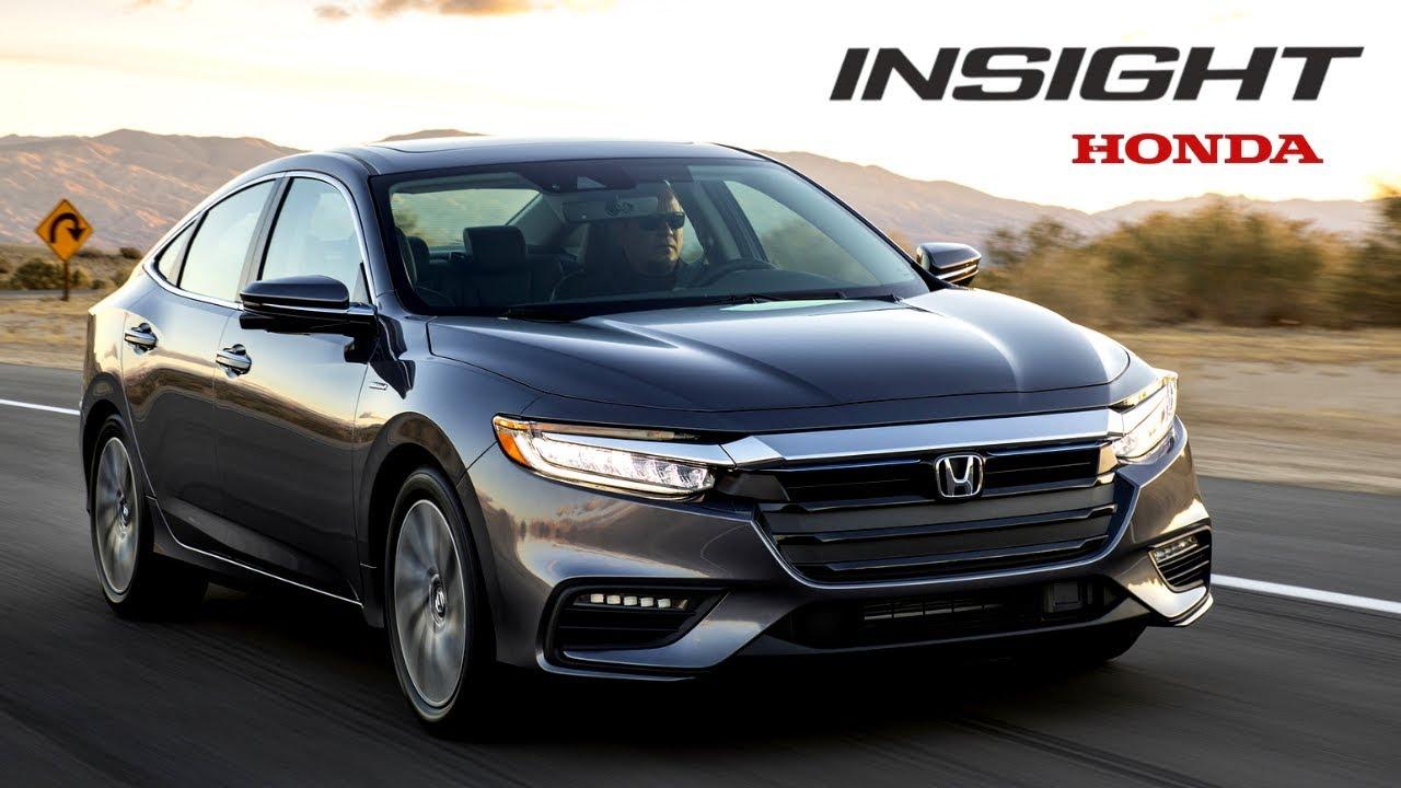 Chi tiết Honda Insight bản Hybrid