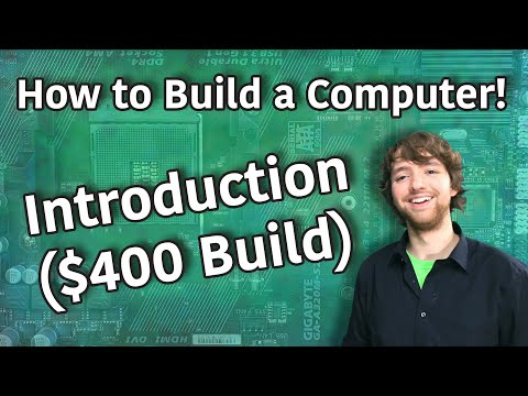 How to Build a $400 Development Computer (Complete Build) - Part 1