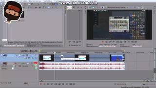 Замедление/ускорение видео. Урок по Sony Vegas 11 pro #1