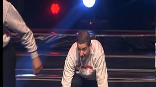 X - ENERGY CREW SHOW (359 Hip Hop Awards 2014)