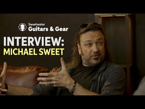 Sweetwater Interviews Michael Sweet