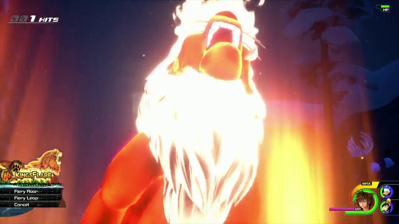 Znalezione obrazy dla zapytania: kingdom hearts 3 simba