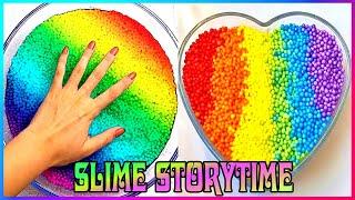 🌈✨Satisfying Slime Storytime 🎶 MeGAz TikTok #548