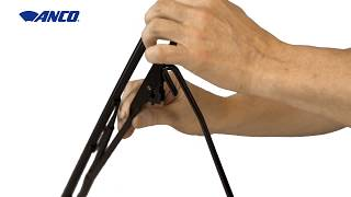 """How to Install ANCO 31 Series Conventional Wiper Blades (19""""-28"""", JH94)"""