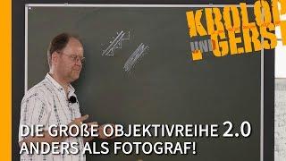 Anders als Fotograf! - Die große Objektivreihe 2.0 - 2/30 📷 Krolop&Gerst