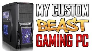 My Gaming PC & Custom PC Recommendations!! from @PCSpecialist