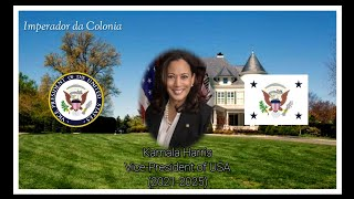 Hino Vice-Presidencial Dos EUA - U.S. Vice-President Anthem (Kamala Harris Version)