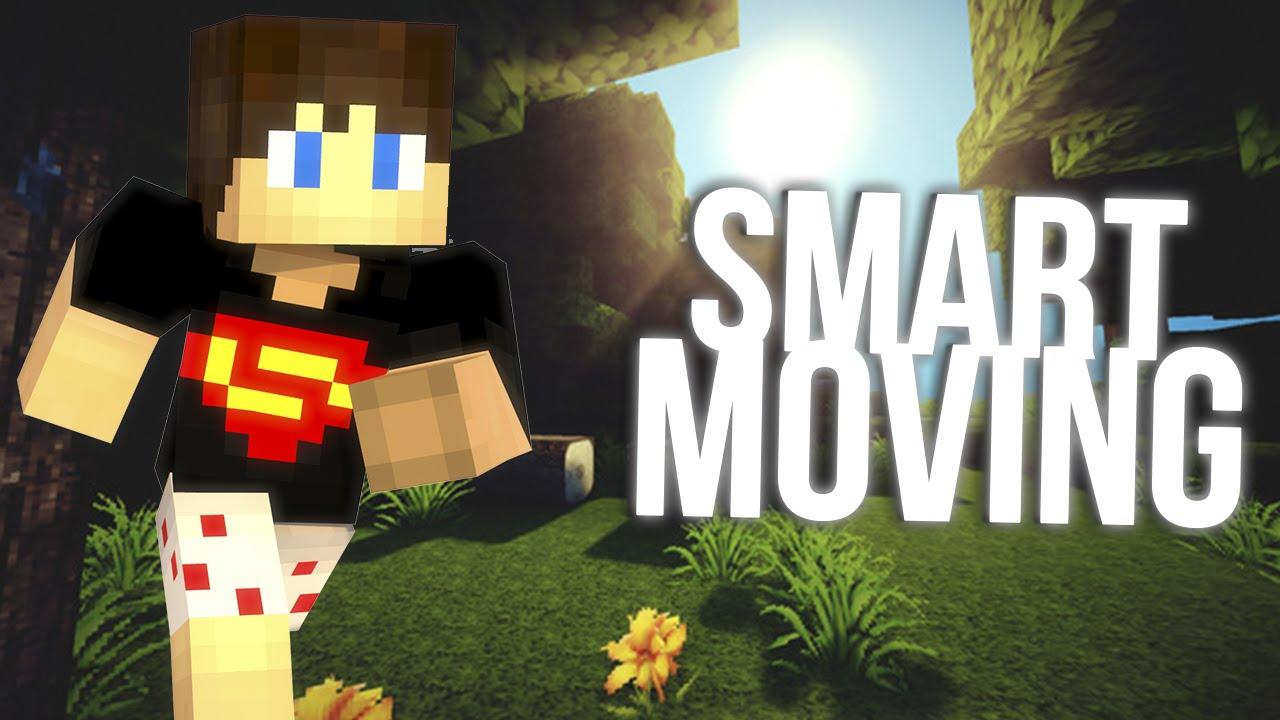 скачать мод на майнкрафт 1.7.10 smart moving mod #6