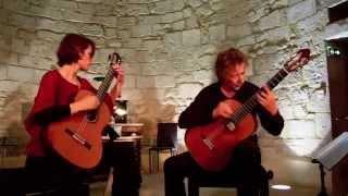 Libertango - Guitar duo Bensa-Cardinot - Live