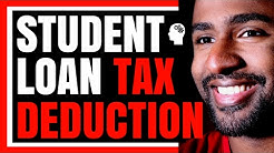Taxes - How The Student Loan Interest Deduction Works
