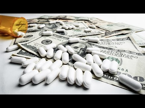 Big Pharma Greed: Your Generic Drugs Are Getting More Expensive - The Ring Of Fire