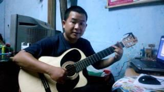 [Hướng dẫn] Nhật kí của mẹ 1- Nguyễn Văn Chung - Guitar Solo - Phần Intro