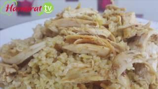 Tavuklu Bulgur Pilavı Tarifi ve Malzemeleri