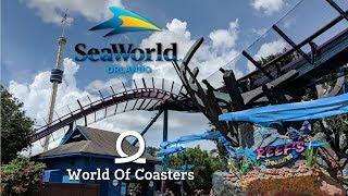 Sea World Orlando Vlog - September 2018