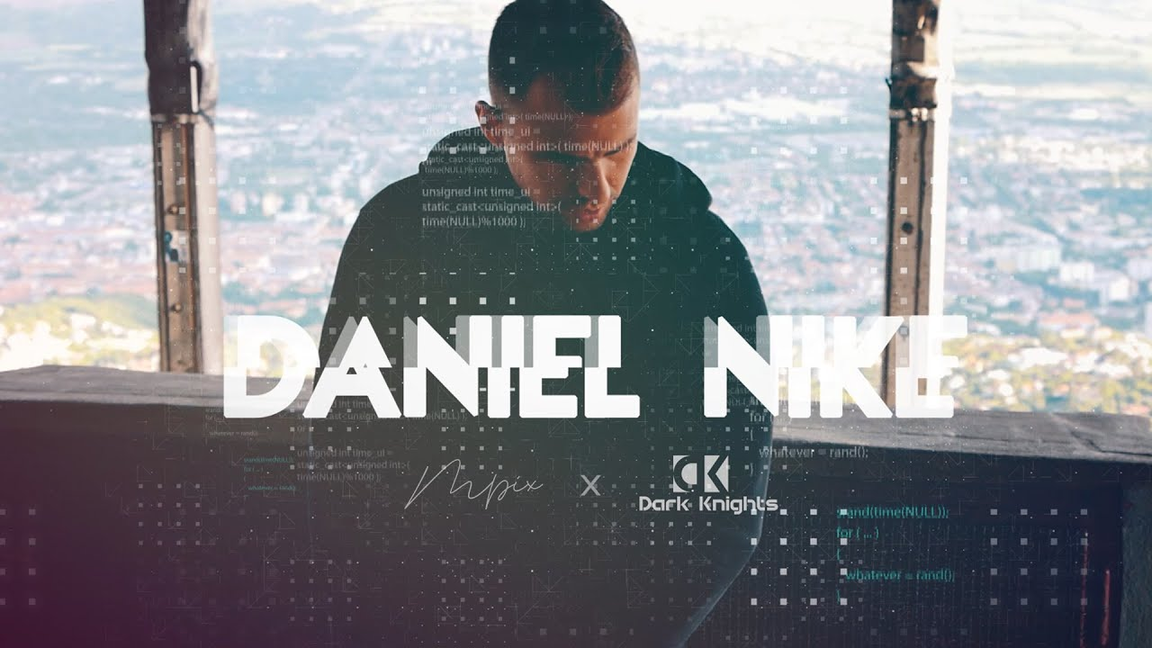 ⬛️▪️ Daniel Nike Live by Dark Knights @ Pécsi Tv-torony