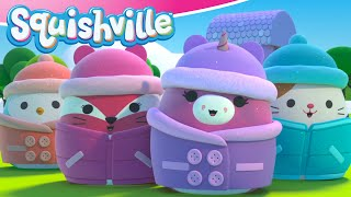 Welcome To Squishville! | Squishville by Squishmallows | Cartoons for Kids