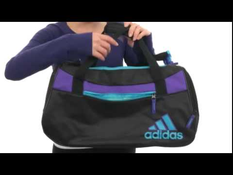 863fbbc15e adidas Squad II Duffel Mid Grey Solar Pink Mercury Grey - Robecart.com Free  Shipping BOTH Ways - YouTube
