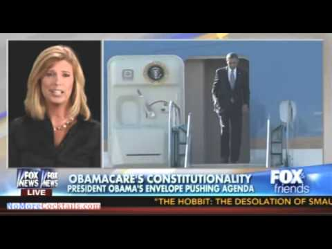 Florida Constitutional Professor lists Obama's Top 10 Constitutional violations
