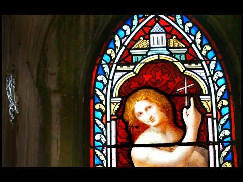 Les vitraux du cimetière de Montmartre