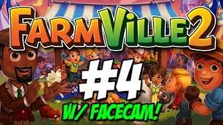 FarmVille 2 | Ep. 4 | VISITING YOUR FARMS! w/ facecam! (1080p)