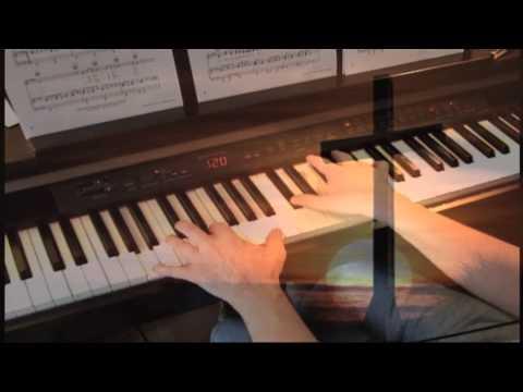 At The Cross - Hillsong - Piano