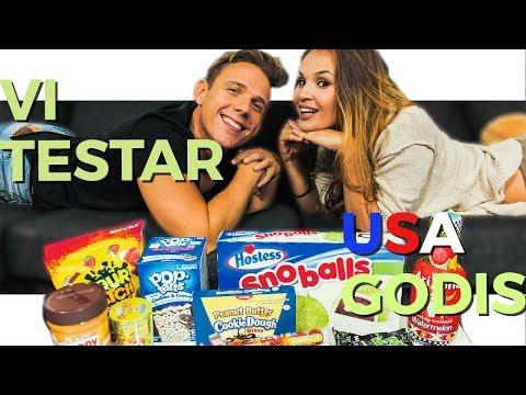 USA-Godis | Anna & Kristian