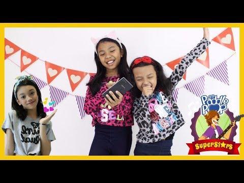 MAU KETEMU NAURA DAN NONTON LANGSUNG THE VOICE KIDS INDONESIA ??? ♥ PADDLE POP SUPERSTARS !!!